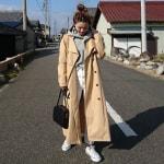 【気温17度】何を着ようかな♪冬から春への羽織ものアイテム