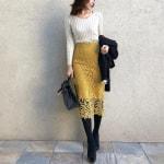 【気温15度】冬のデートコーデ♡おすすめのスカート・ワンピース・アウターなど