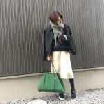 気温3度服装♡真冬のおしゃれコーデ・防寒対策・スカート&パンツコーデ