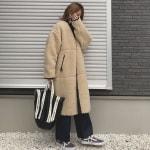 【気温0度 】とにかく寒い!何を着たら良いかわからない人必見!冬の服装図鑑♡