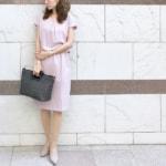 気温34度の服装♡初夏のお仕事コーデ・ブラウス・ワンピースコーデなど