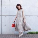 気温35度の夏の服装 プチプラアイテム&お手本夏コーデ