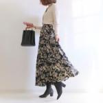 冬の沖縄や室内が気温21度の服装 大人女子のモテコーデ