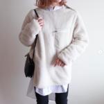 冬の気温17度の服装 ユニクロで作るおしゃれコーデ