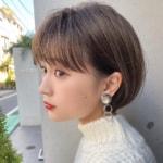 【前髪】長さ別♡時短でできちゃう!前髪のスタイリング法