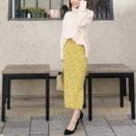 黄色の服に合う色|からし(マスタードイエロー)・山吹・レモン
