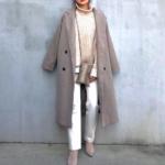 気温6度の服装|スカート・ワンピース・パンツコーデ