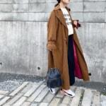 気温16度の服装|寒暖差に対応できるアイテムで作る秋コーデ