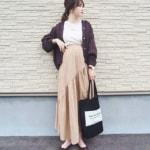 気温23度の服装|トップスとライトアウターで作る秋コーデ